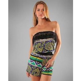Devsters Hollywood Laced Romper