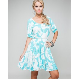 Devsters Floral Romance Dress