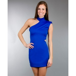 Devsters Royal Red Carpet Blue Dress
