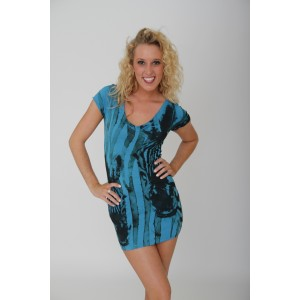 Devsters Sporty Fitted Club Dress