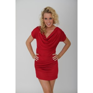 Devsters Lady in Red Dress