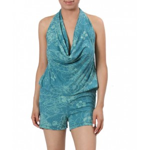Devsters Pretty Plus Romper - Romance