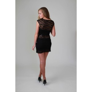 Devsters Modern Lace Back Top