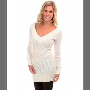 Devsters Snow White Knit Top