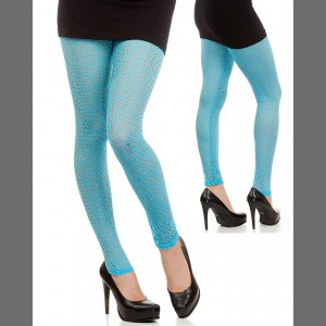 Devsters Trendy Blue Leggings