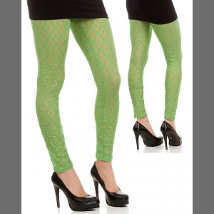 Devsters Trendy Green Leggings
