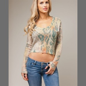 Devsters Knit Crop Top