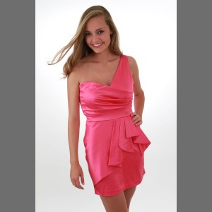 Devsters Stunning Pink Formal Dress