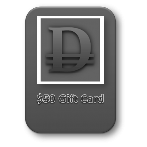 Devsters $50 Gift Card