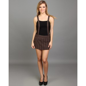 Devsters Trim Suspender Pinstripe Mini