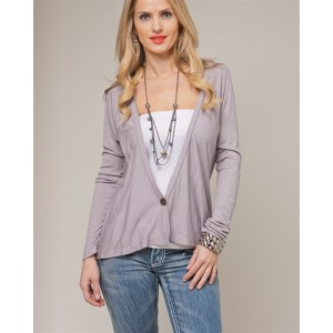 Devsters Gray Cardigan