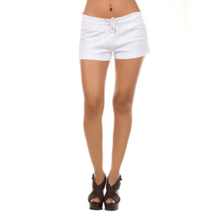 Devsters Fashion White Shorts